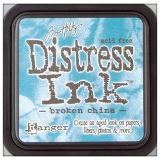 "Tim Holtz Inkpads Distress Ink ""brudt china"""