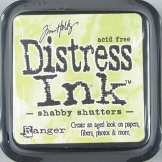 "Tim Holtz Inkpads Distress Ink, ""shabby shutters"""