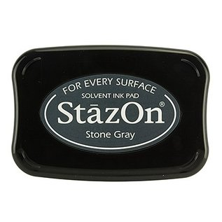 StaZon Stempeltinte - Stone Gray