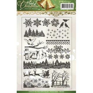Stempel / Stamp: Transparent Transparent stamps with 18 designs!