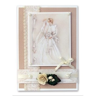 BASTELSETS / CRAFT KITS Notecards Set Wedding