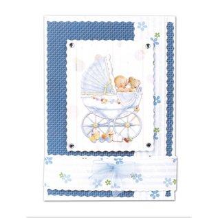BASTELSETS / CRAFT KITS Notecards Set birth