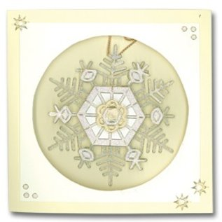 Bücher und CD / Magazines A5 Arbeitsbuch: Transparente Glitter Sticker