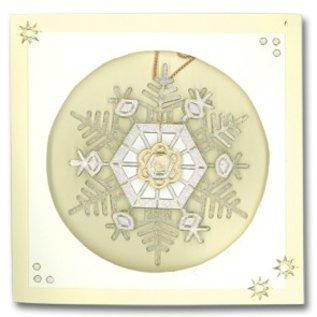 Bücher und CD / Magazines A5 Workbook: Transparent Glitter Stickers