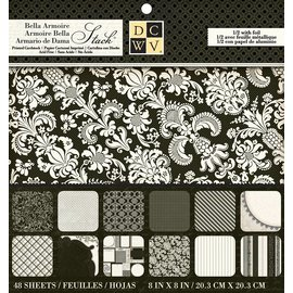 """DCWV und Sugar Plum Designer Block, """"Bella Armoire carta"""""""