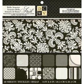 """DCWV und Sugar Plum Designer Block, """"Papier Bella Armoire"""""""