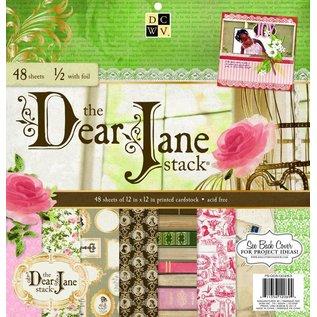 """DCWV und Sugar Plum Designer Block, """"Dear Jane"""""""