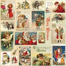 DCWV und Sugar Plum Designerbogen, Christmas Story