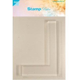 Stamp Ruler : zum Platzieren Ihre Stempel