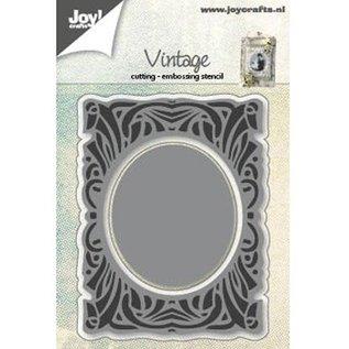 Joy!Crafts / Jeanine´s Art, Hobby Solutions Dies /  Skærematricer: Vintage ramme