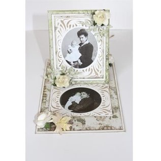 Joy!Crafts / Hobby Solutions Dies Stamping templates: Vintage frame