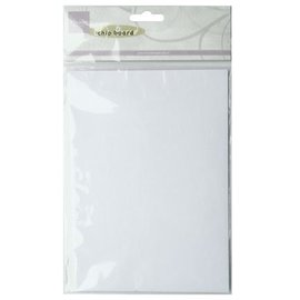 Chipboard white