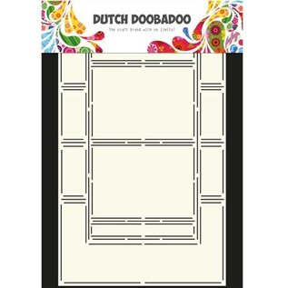 Dutch DooBaDoo masque en plastique A4