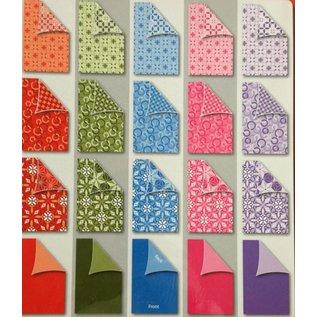 DESIGNER BLÖCKE / DESIGNER PAPER A4 bloc Designer, 20 feuilles
