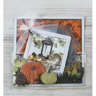 Marianne Design Stansning og prægning skabelon: Tiny s Pumpkin