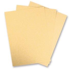 DESIGNER BLÖCKE / DESIGNER PAPER 5 Bow Metallic karton, ivoor