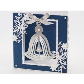 Tonic Ponsen en embossing sjabloon: Bell Set