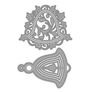 Tonic Stanz- und Prägeschablone: Glocke Set