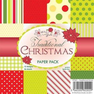 DESIGNER BLÖCKE / DESIGNER PAPER Designerblock, Weihnachtsmotive