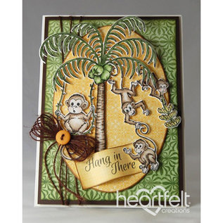 Heartfelt Creations aus USA Ny samling: den abekattestreger Collection