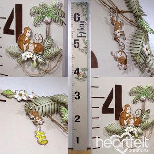 Heartfelt Creations aus USA NEUE KOLLEKTION: the Monkeying Around Collection