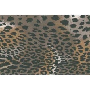 FILZ / FELT / FEUTRE Formfelt, Leopard