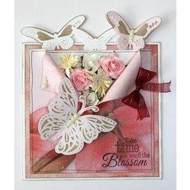 Joy!Crafts / Jeanine´s Art, Hobby Solutions Dies /  modello di punzonatura: taglio, goffratura e debossing