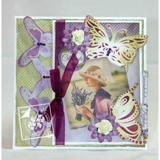 Joy!Crafts / Jeanine´s Art, Hobby Solutions Dies /  Punching template: Cutting, Embossing & debossing
