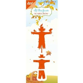 Joy!Crafts / Hobby Solutions Dies Cutting meurt: Scarecrow