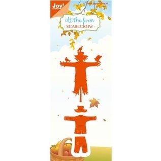 Joy!Crafts / Hobby Solutions Dies Stanzschablonen: Vogelscheuche