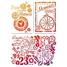 "Dutch DooBaDoo Modello universale ""Past Times"""