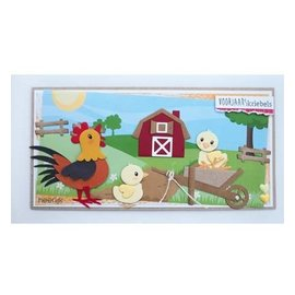Marianne Design Stanzschablone: Eline's farm set