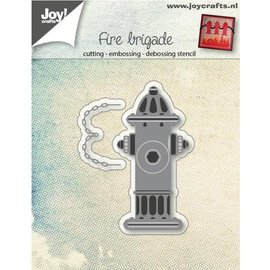 Joy!Crafts / Hobby Solutions Dies Ponsen template onderwerp: Fire water dispenser
