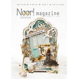 Joy!Crafts / Hobby Solutions Dies Magazine: Noor! Magazine No.14