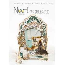 Joy!Crafts / Jeanine´s Art, Hobby Solutions Dies /  Magazine: Noor! Magazine No.14