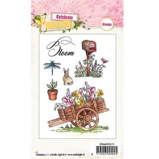 Studio Light Transparent Stempel: Thema, Garten