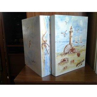Objekten zum Dekorieren / objects for decorating Trækasse i bogform i 4 forskellige størrelser