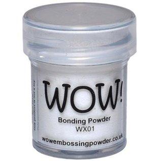 FARBE / STEMPELINK Wow! Bonding Powder for metallic films!