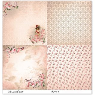 "LaBlanche LaBlanche Papers ""Roses"""