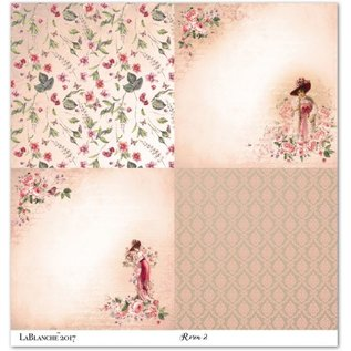 "LaBlanche LaBlanche Papers ""Rosen"" 2"