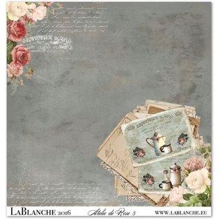 "LaBlanche LaBlanche Papers ""Atelie de Rose"" Nr. 3"
