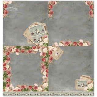 """LaBlanche LaBlanche Papers """"Atelie de Rose"""" no. 3"""
