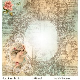 """LaBlanche LaBlanche Papers """"Ladies"""" n ° 3"""
