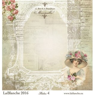 "LaBlanche LaBlanche Papers ""Ladies"" Nr.4"