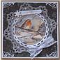 Marianne Design Stanzschablone: 2 Zierrahmen und 2 Blätter