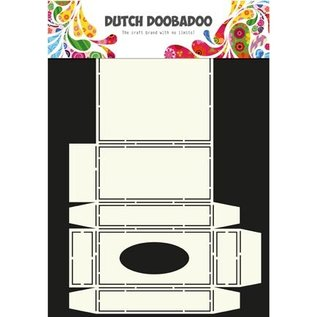 Dutch DooBaDoo Art template for boxes
