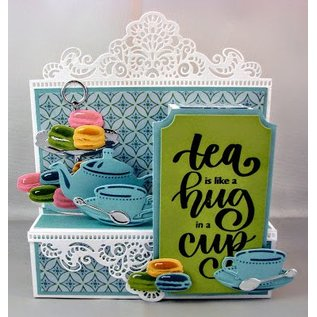 Marianne Design Stanzschablone: Tea for you