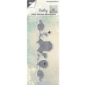 Joy!Crafts / Hobby Solutions Dies Stanzschablonen: Cutting, Embossing & Debossing, Thema Baby