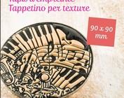 tapis de texture, Fimo et accessoires