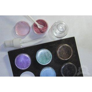 FARBE / STEMPELINK 20% særlig rabat! 12 Farver: Mix & Match Pigment pulver